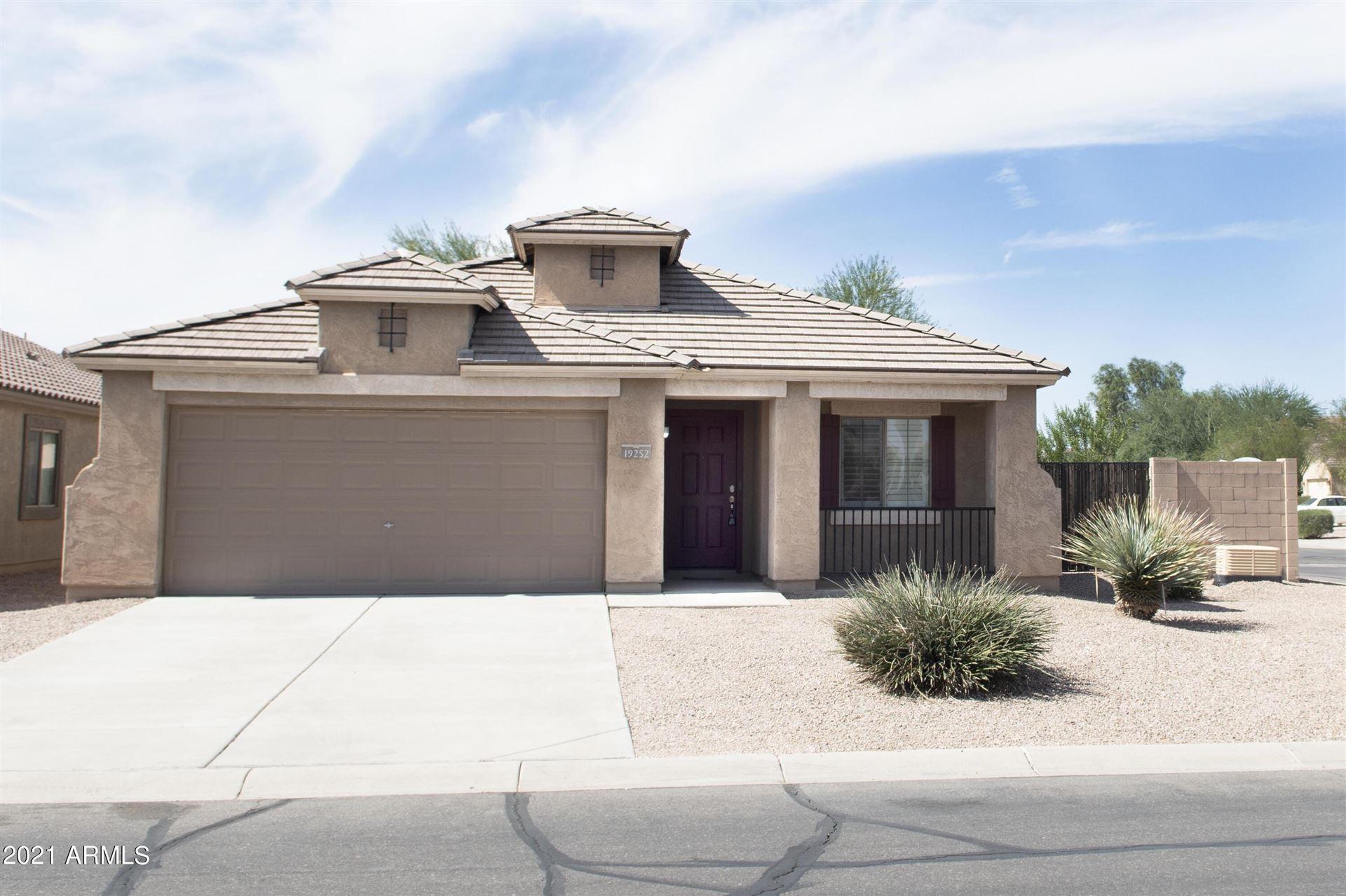 Photo for 19252 N MEGHAN Drive, Maricopa, AZ 85138 (MLS # 6284672)