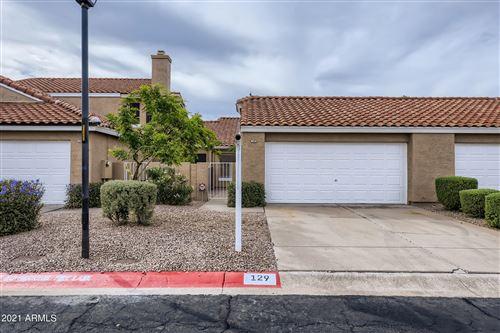Photo of 3510 E HAMPTON Avenue #129, Mesa, AZ 85204 (MLS # 6297674)