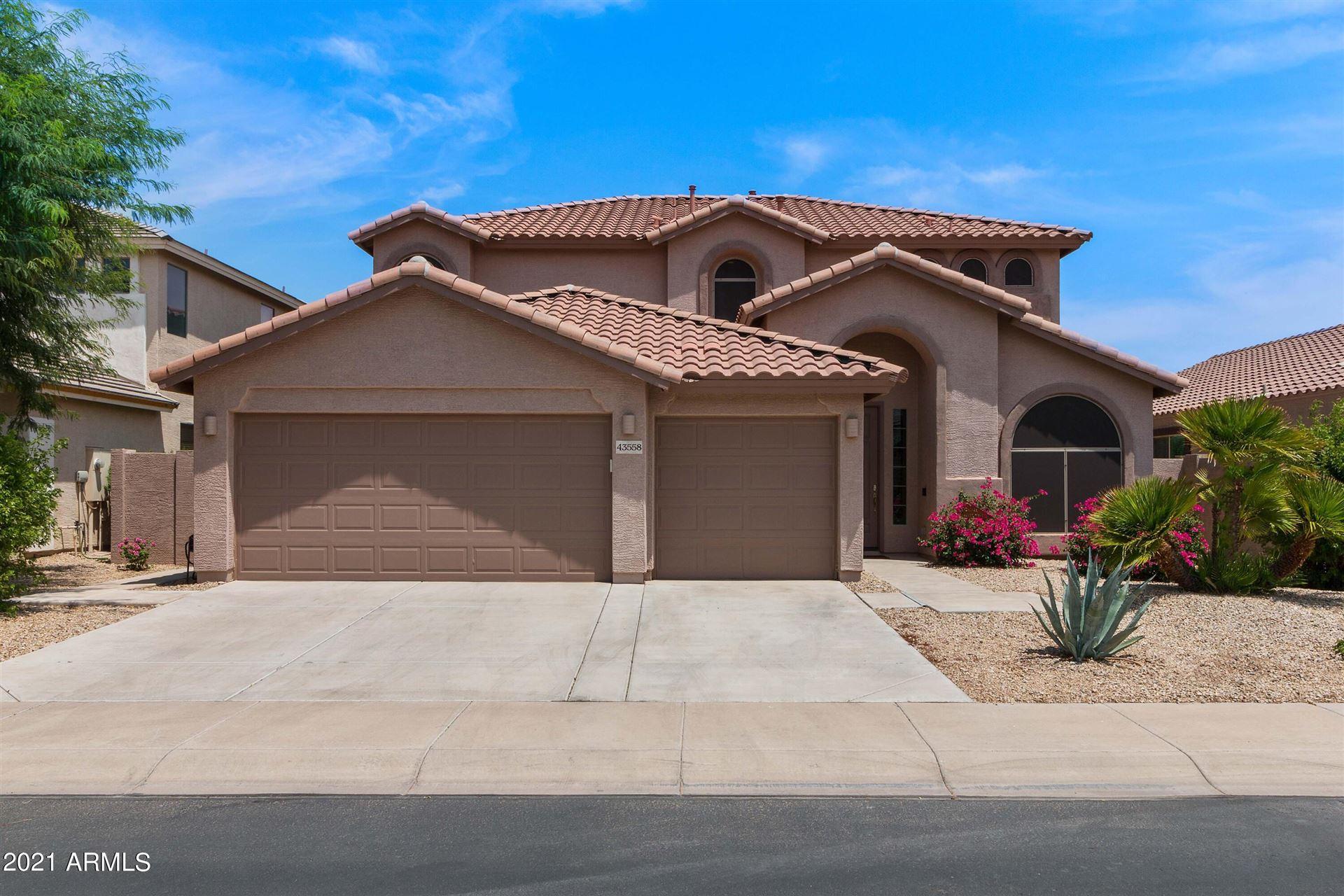 Photo for 43558 W SNOW Drive, Maricopa, AZ 85138 (MLS # 6267674)