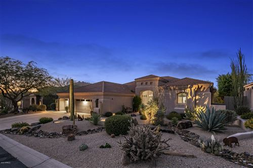 Photo of 11946 E SAND HILLS Road, Scottsdale, AZ 85255 (MLS # 6163675)