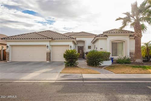 Photo of 6730 S RACHAEL Way, Gilbert, AZ 85298 (MLS # 6182675)
