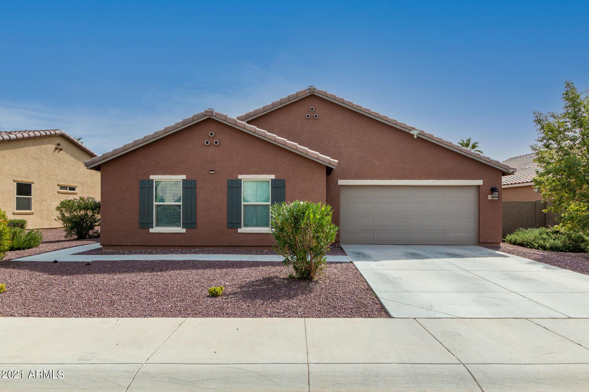 Photo of 7607 W St Kateri Drive, Laveen, AZ 85339 (MLS # 6304675)