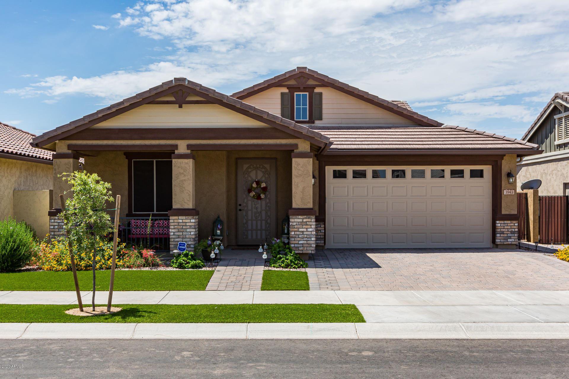 3943 E EBANO Street, Gilbert, AZ 85295 - #: 6086676