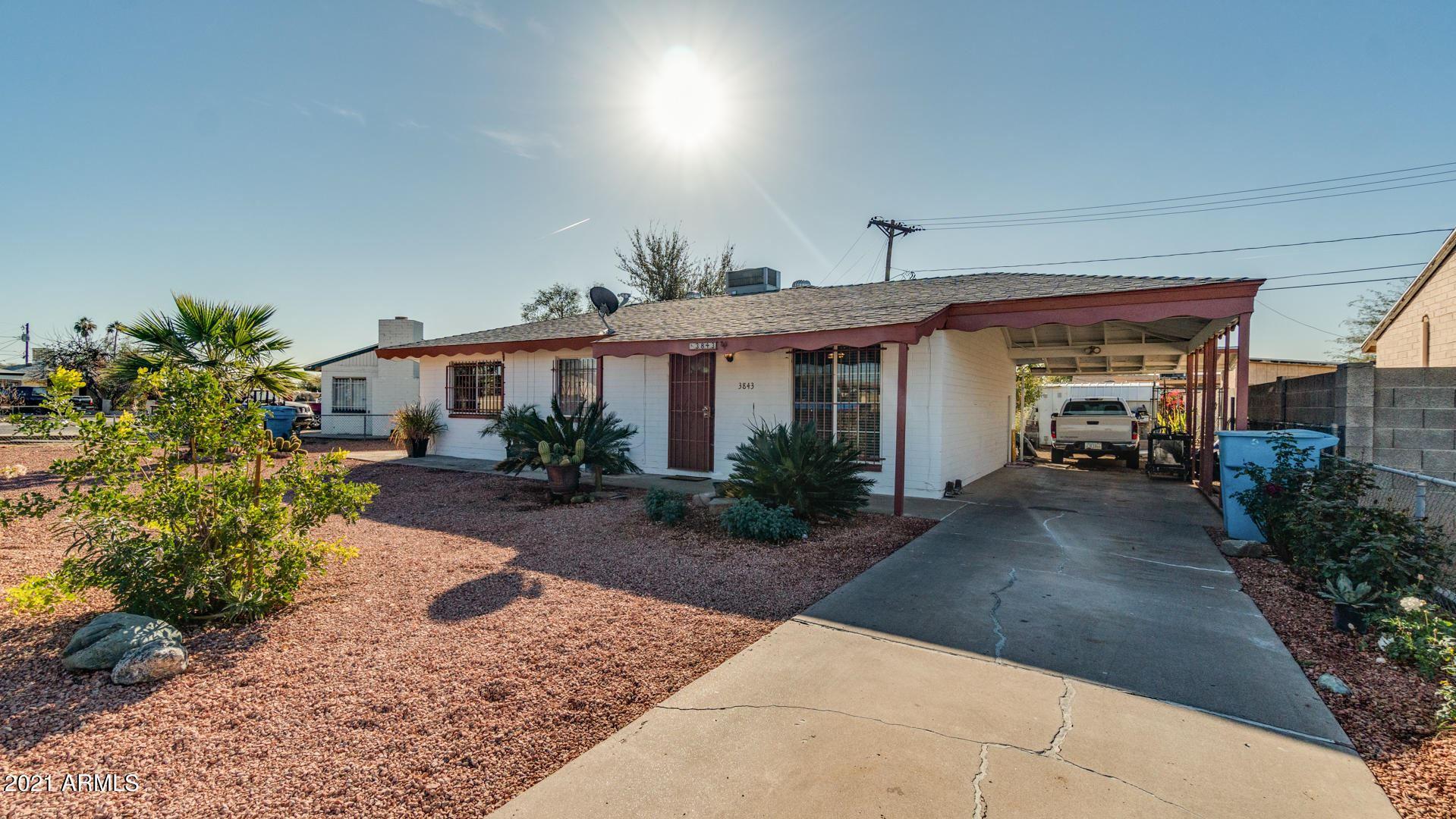 3843 W LEWIS Avenue, Phoenix, AZ 85009 - MLS#: 6178676