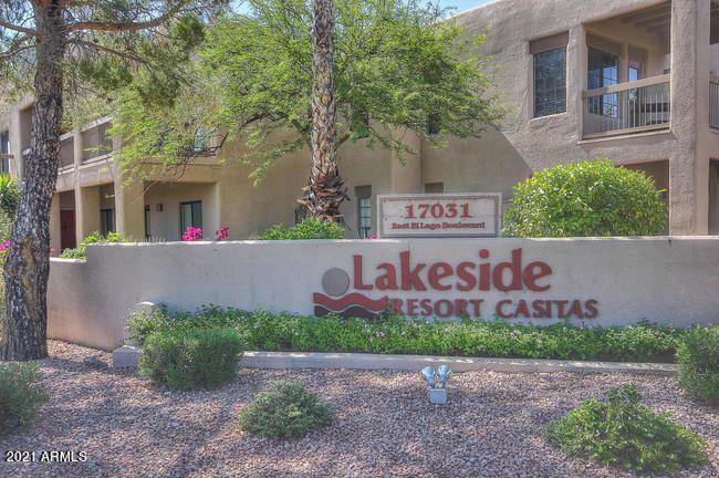Photo of 17031 E EL LAGO Boulevard #1128, Fountain Hills, AZ 85268 (MLS # 6198676)