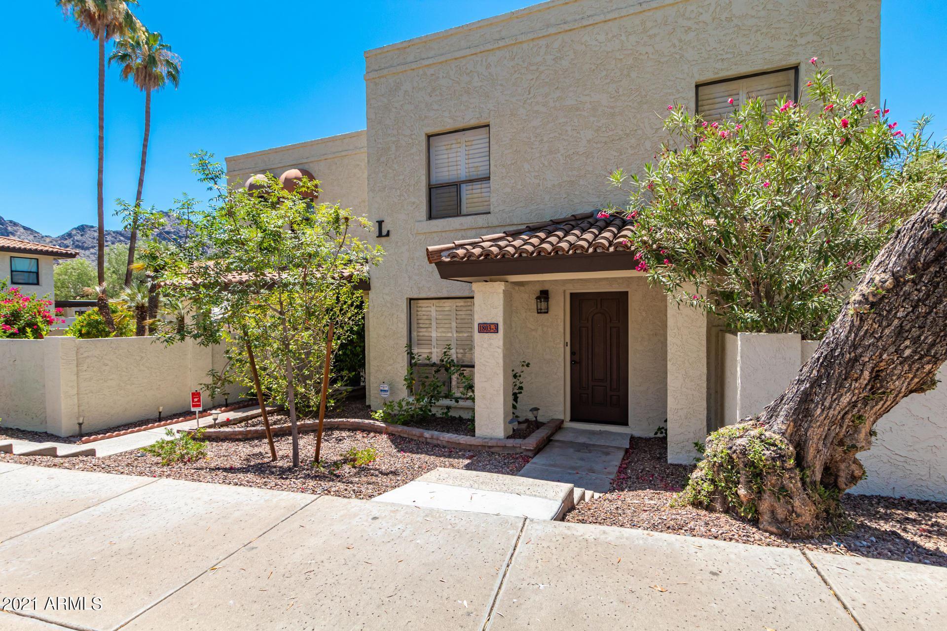 Photo of 1803 E HAYWARD Avenue #3, Phoenix, AZ 85020 (MLS # 6238676)
