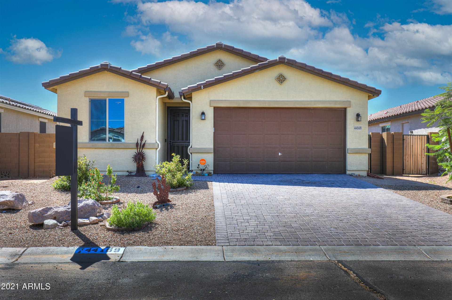 Photo for 44169 W PALO ALISO Way, Maricopa, AZ 85138 (MLS # 6291676)