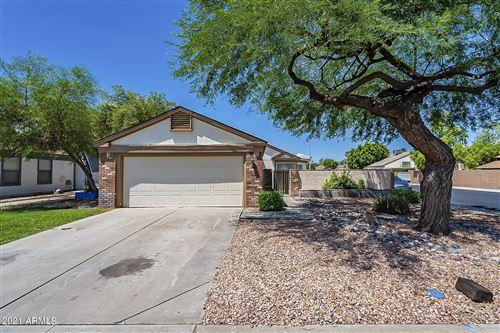 Photo of 826 E MANOR Drive, Chandler, AZ 85225 (MLS # 6270677)