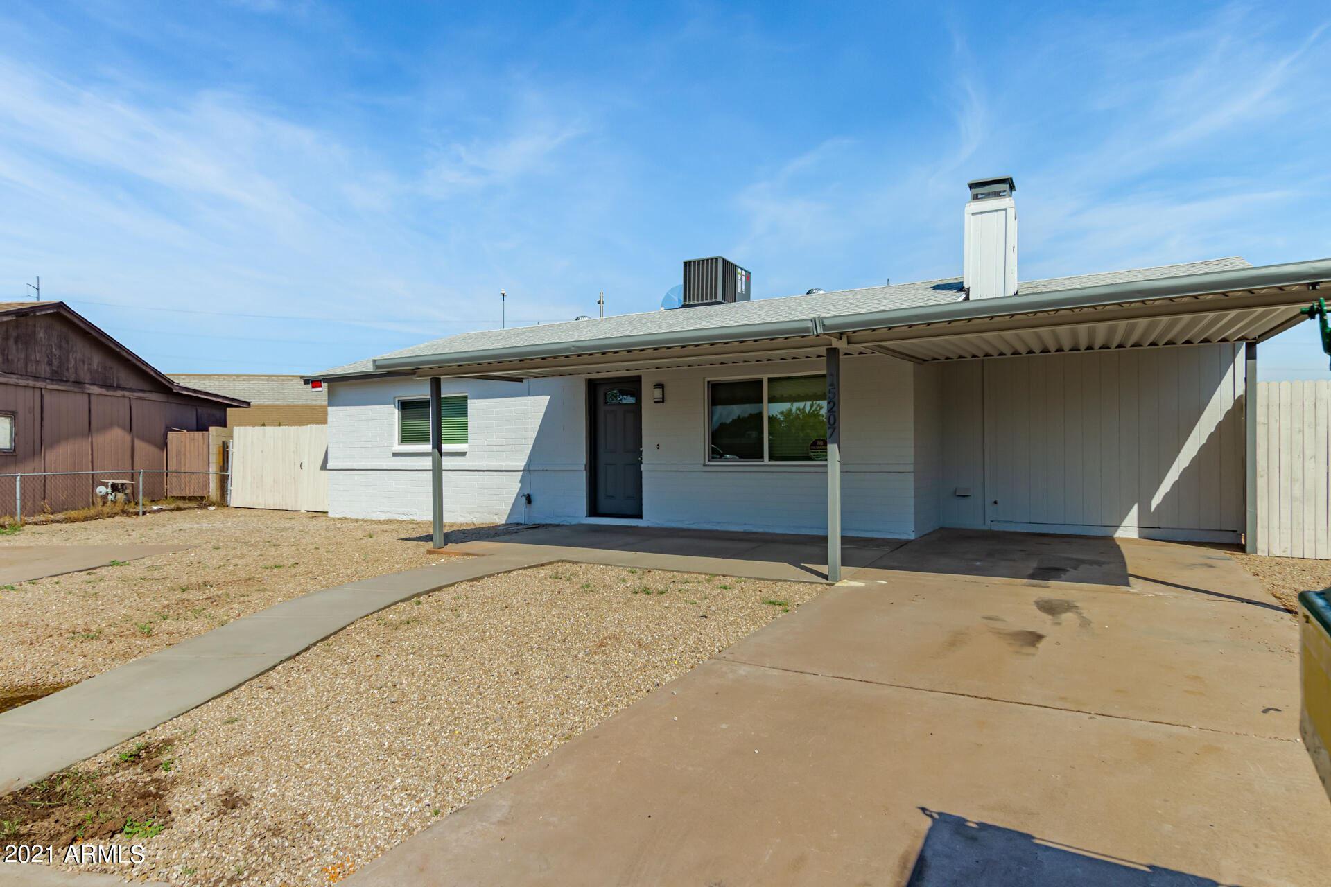15207 N 27TH Drive, Phoenix, AZ 85053 - MLS#: 6271677