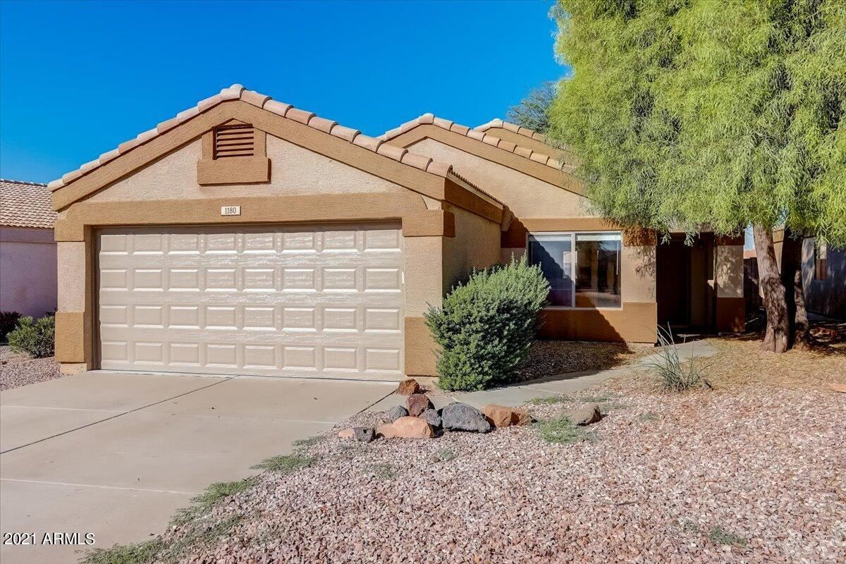 Photo of 1180 W DIAMOND Avenue, Apache Junction, AZ 85120 (MLS # 6304677)