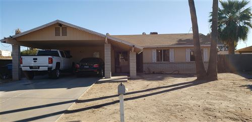 Photo of 7621 W SELLS Drive, Phoenix, AZ 85033 (MLS # 6166678)