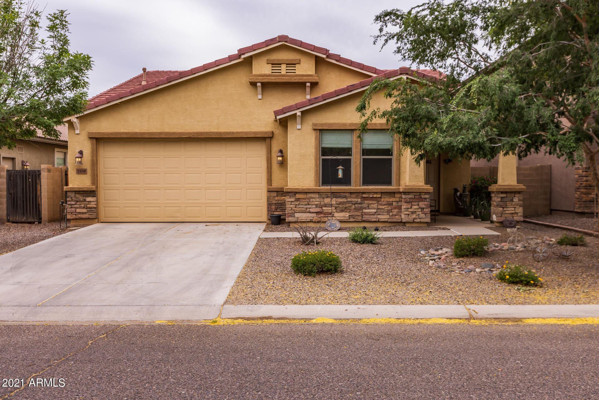 1109 E SADDLEBACK Place, San Tan Valley, AZ 85143 - MLS#: 6228678