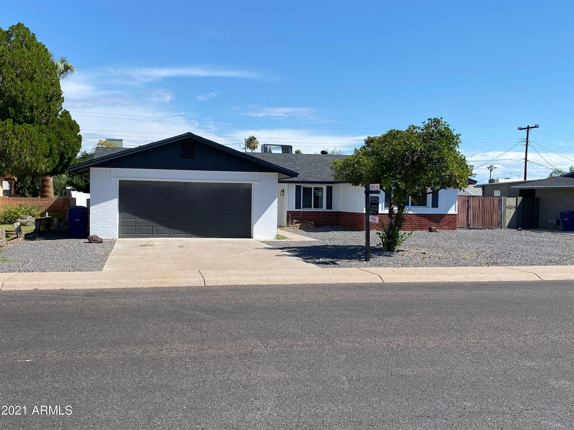 Photo of 936 E HERMOSA Drive, Tempe, AZ 85282 (MLS # 6297678)