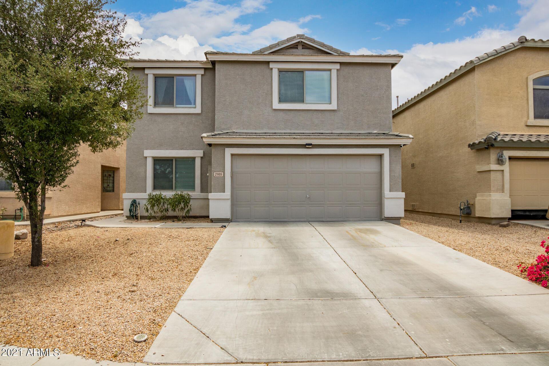 Photo for 21105 N GRANTHAM Road, Maricopa, AZ 85138 (MLS # 6245679)