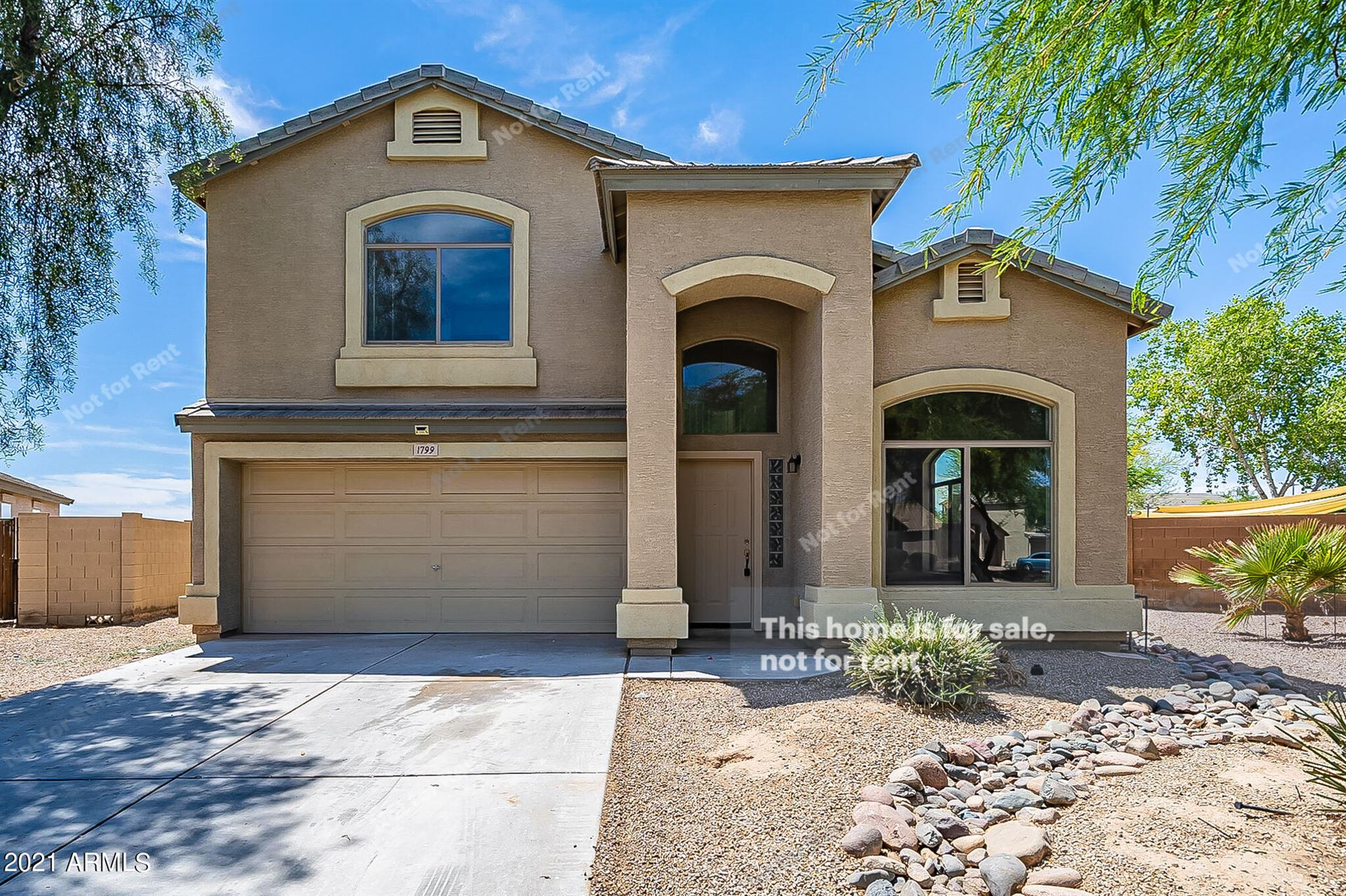 Photo of 1799 E KELSI Avenue, San Tan Valley, AZ 85140 (MLS # 6249679)