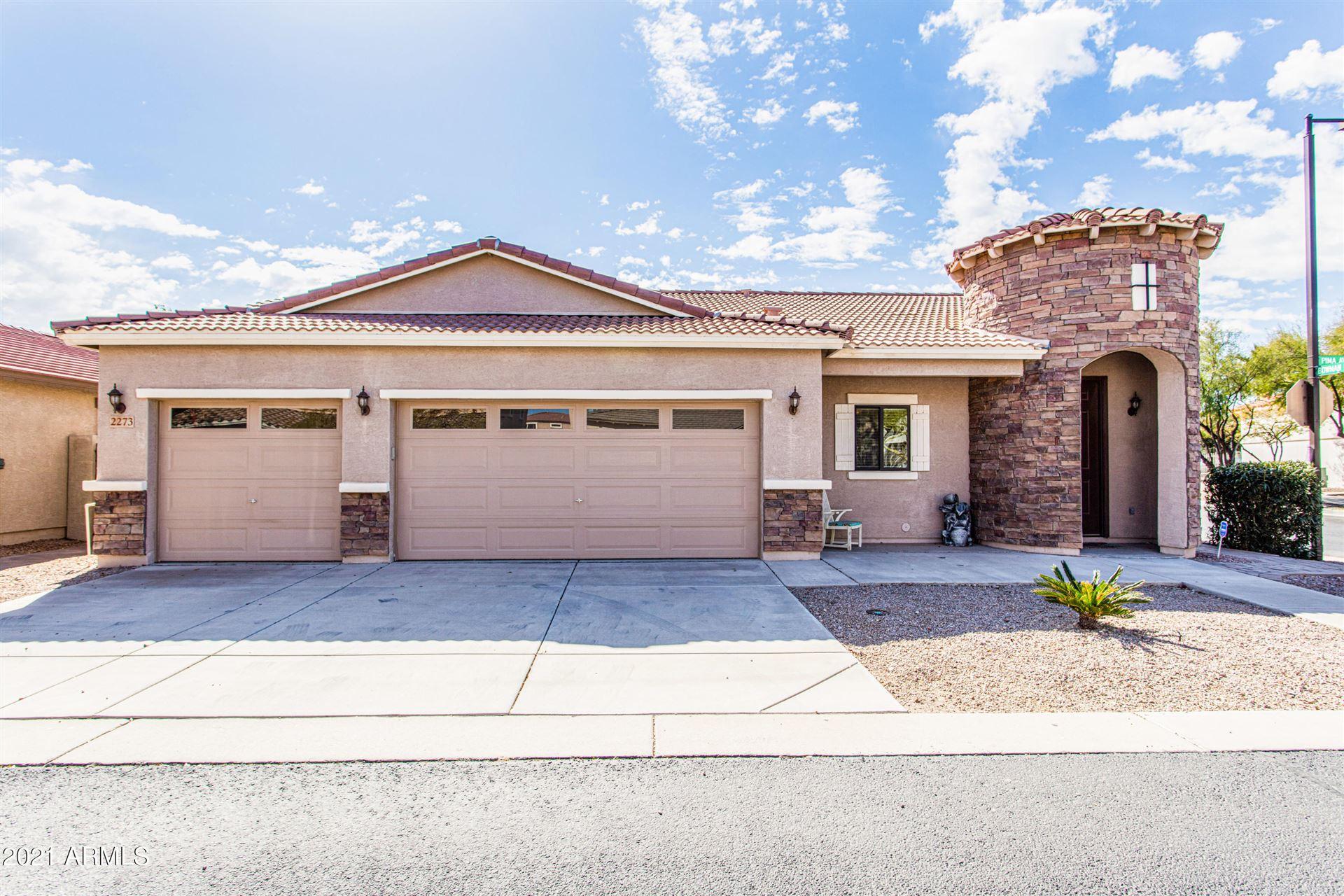 Photo of 2273 E PIMA Avenue, Apache Junction, AZ 85119 (MLS # 6200680)