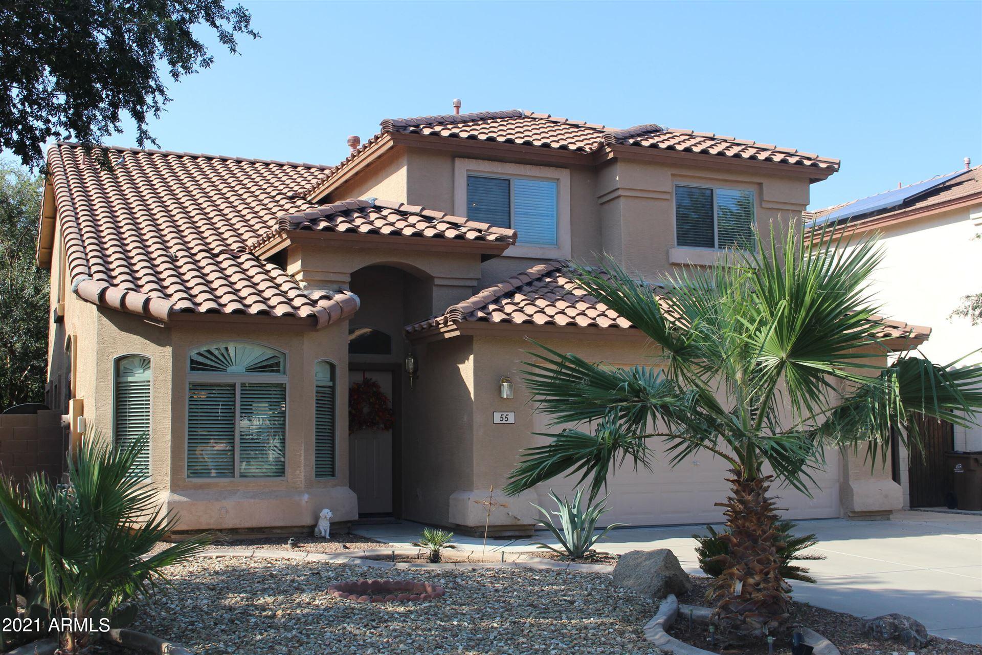 Photo of 55 W BRAHMAN Boulevard, San Tan Valley, AZ 85143 (MLS # 6296680)