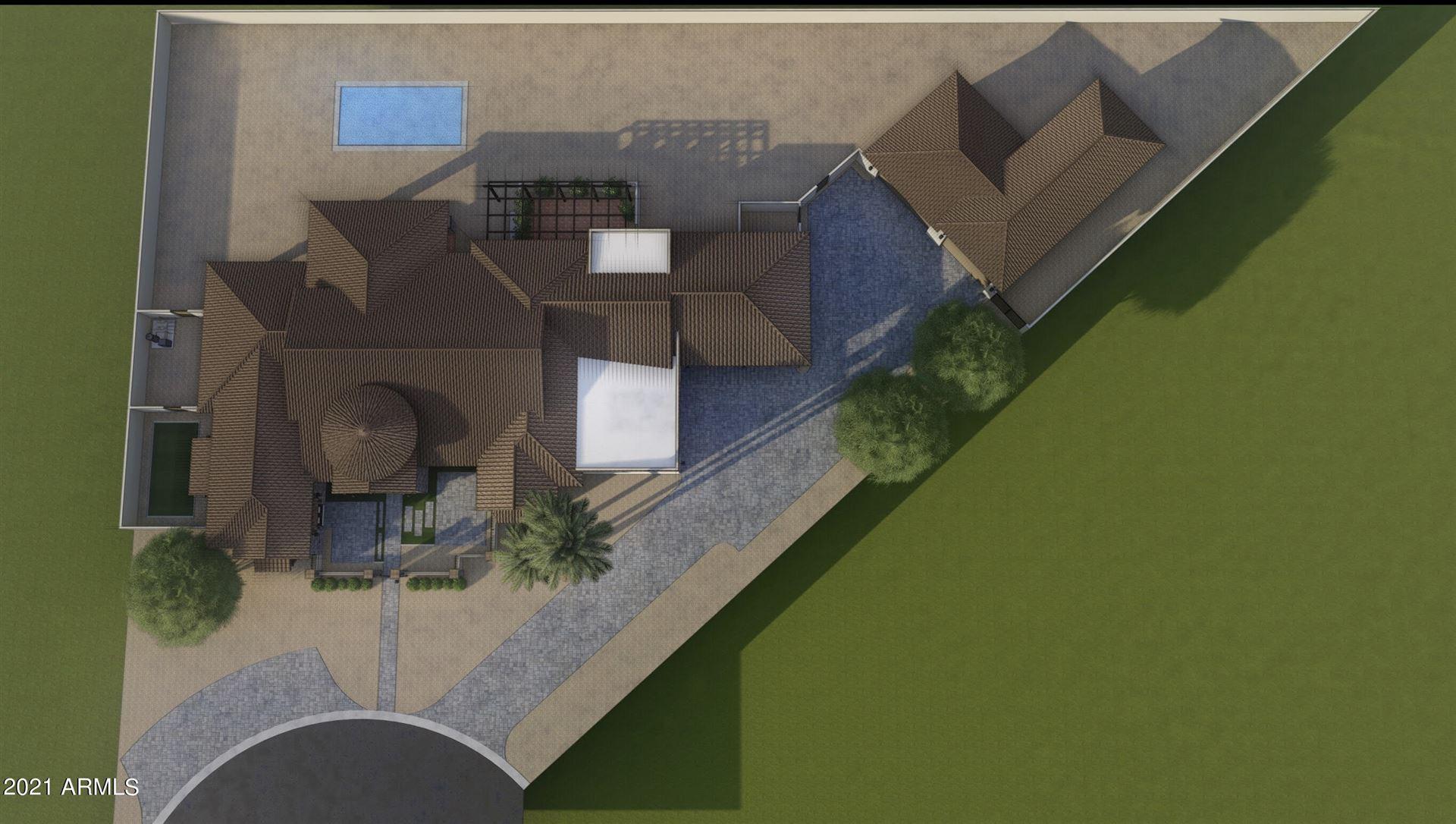 Photo of 7425 S JOSHUA TREE Court, Queen Creek, AZ 85142 (MLS # 6268681)