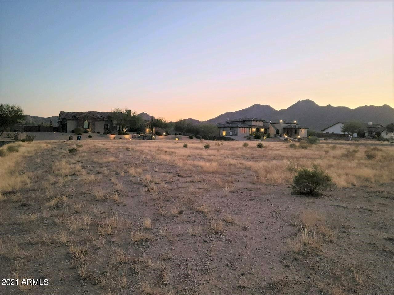 Photo of 10918 W DOVE ROOST Road, Queen Creek, AZ 85142 (MLS # 6307681)