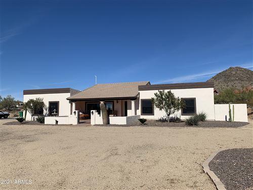 Photo of 108 E QUARTZ ROCK Road, Phoenix, AZ 85085 (MLS # 6189682)