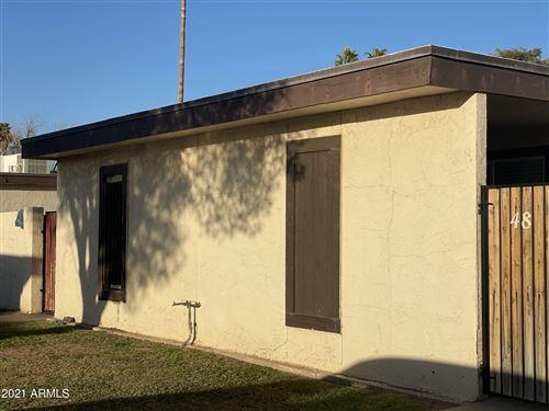 Photo of 830 S DOBSON Road #48, Mesa, AZ 85202 (MLS # 6199682)