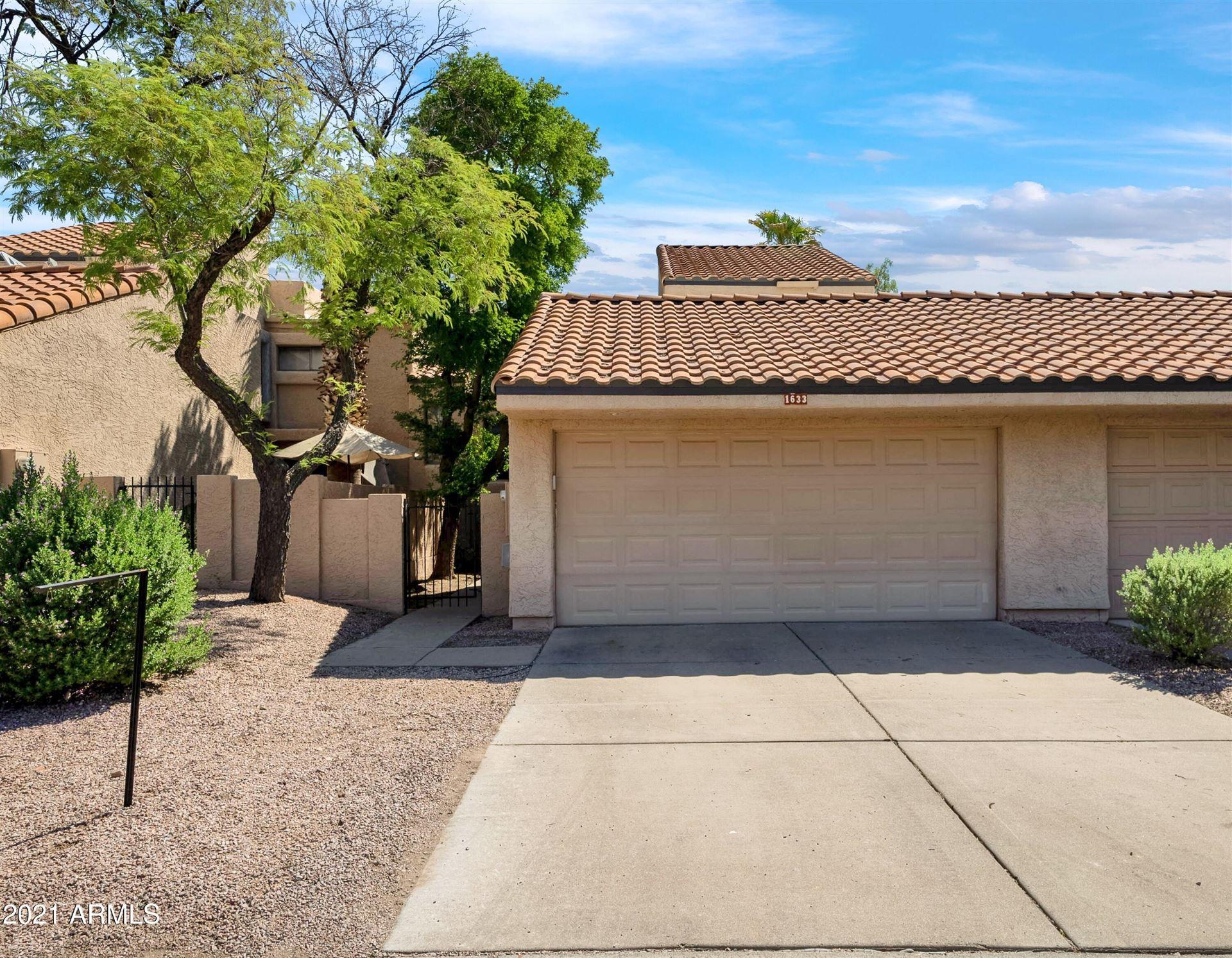 Photo of 1633 N EL CAMINO Drive, Tempe, AZ 85281 (MLS # 6268682)