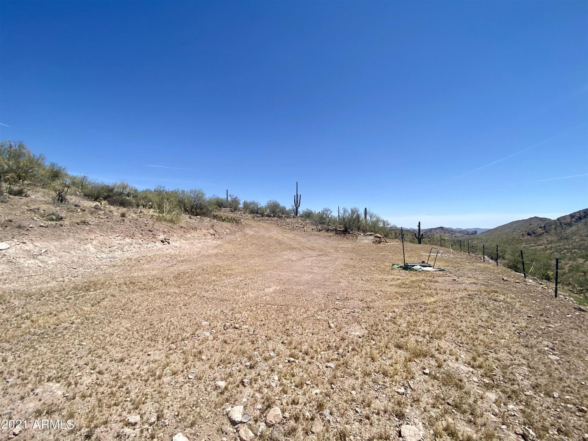 Photo of 0 N Cow Creek Road, Morristown, AZ 85342 (MLS # 6221683)