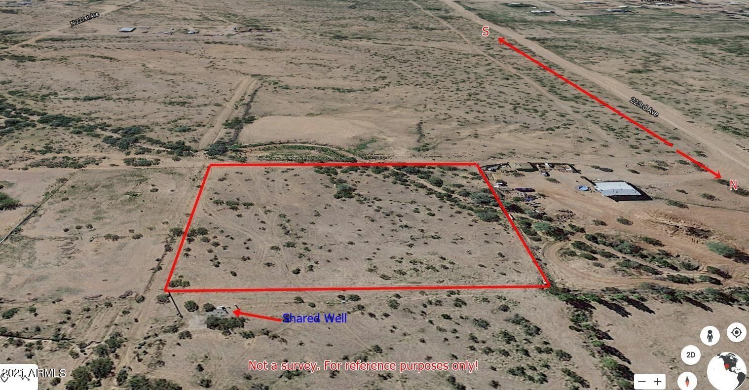 Photo of 0 W Dixileta Drive, Wittmann, AZ 85361 (MLS # 6279683)
