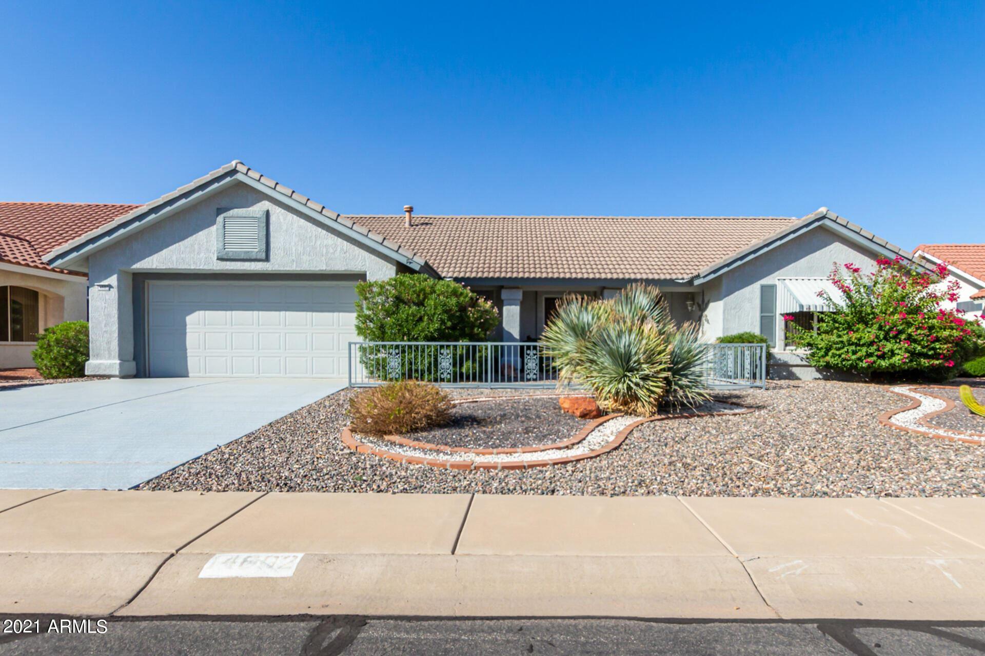 Photo of 14602 W HURON Drive, Sun City West, AZ 85375 (MLS # 6306683)