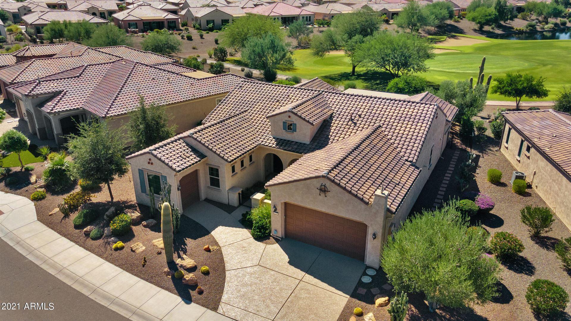 Photo of 26395 W CAT BALUE Drive, Buckeye, AZ 85396 (MLS # 6307683)