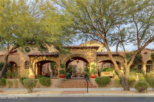 Photo of 10194 E MOUNTAIN SPRING Road, Scottsdale, AZ 85255 (MLS # 6179684)