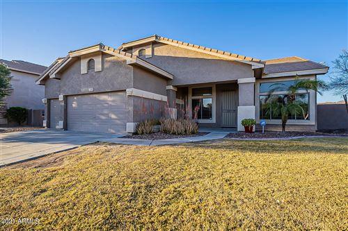 Photo of 11054 E DECATUR Street, Mesa, AZ 85207 (MLS # 6199684)