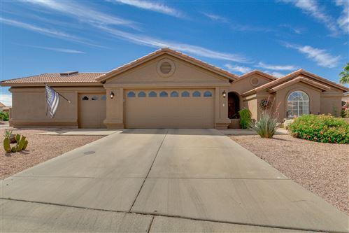 Photo of 10909 E WATFORD Drive, Sun Lakes, AZ 85248 (MLS # 6228684)