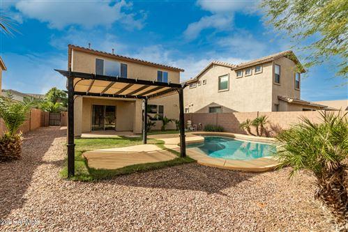 Tiny photo for 41284 W COLBY Drive, Maricopa, AZ 85138 (MLS # 6294684)