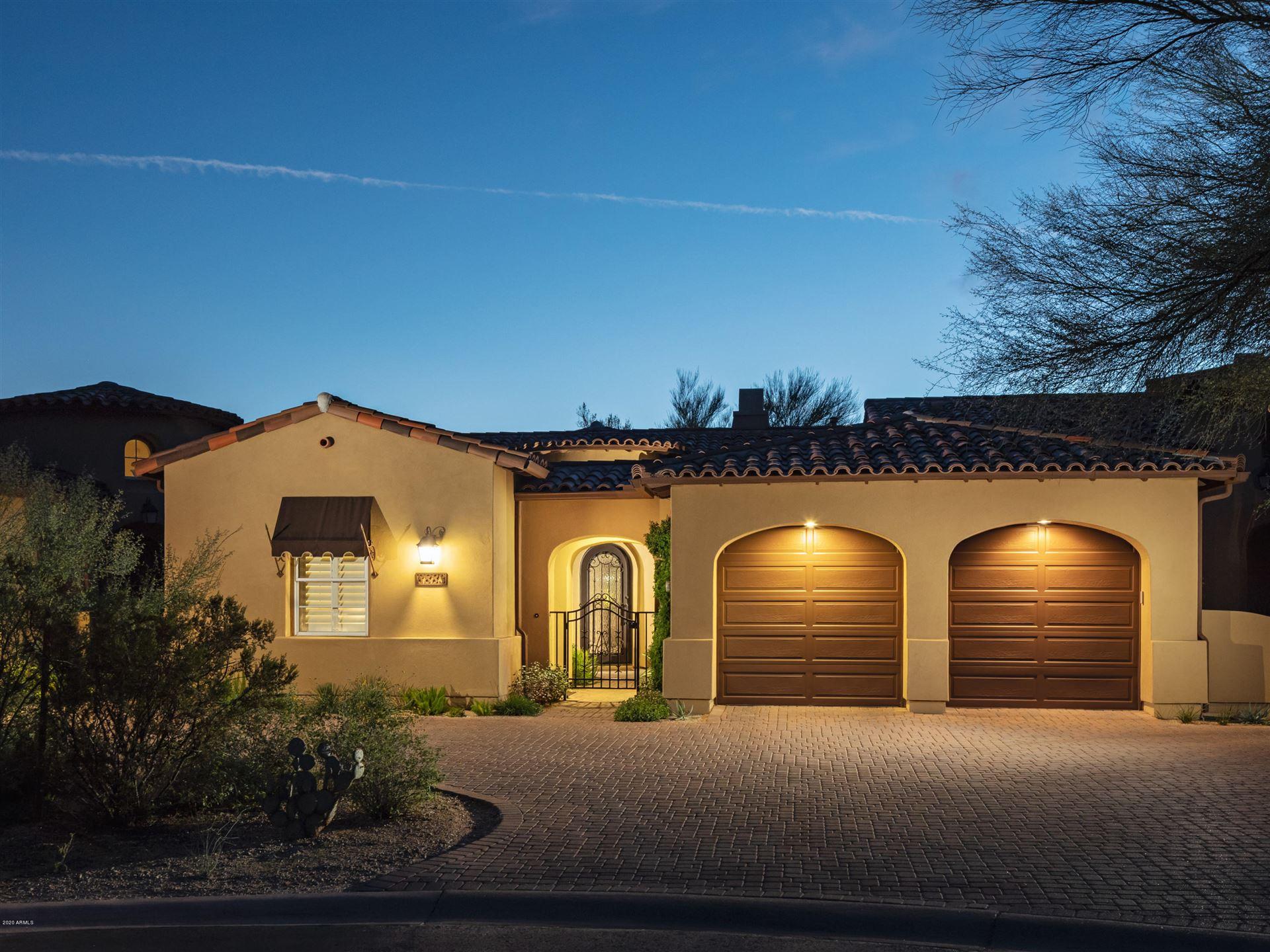 Photo of 8883 E RUSTY SPUR Place, Scottsdale, AZ 85255 (MLS # 6189684)