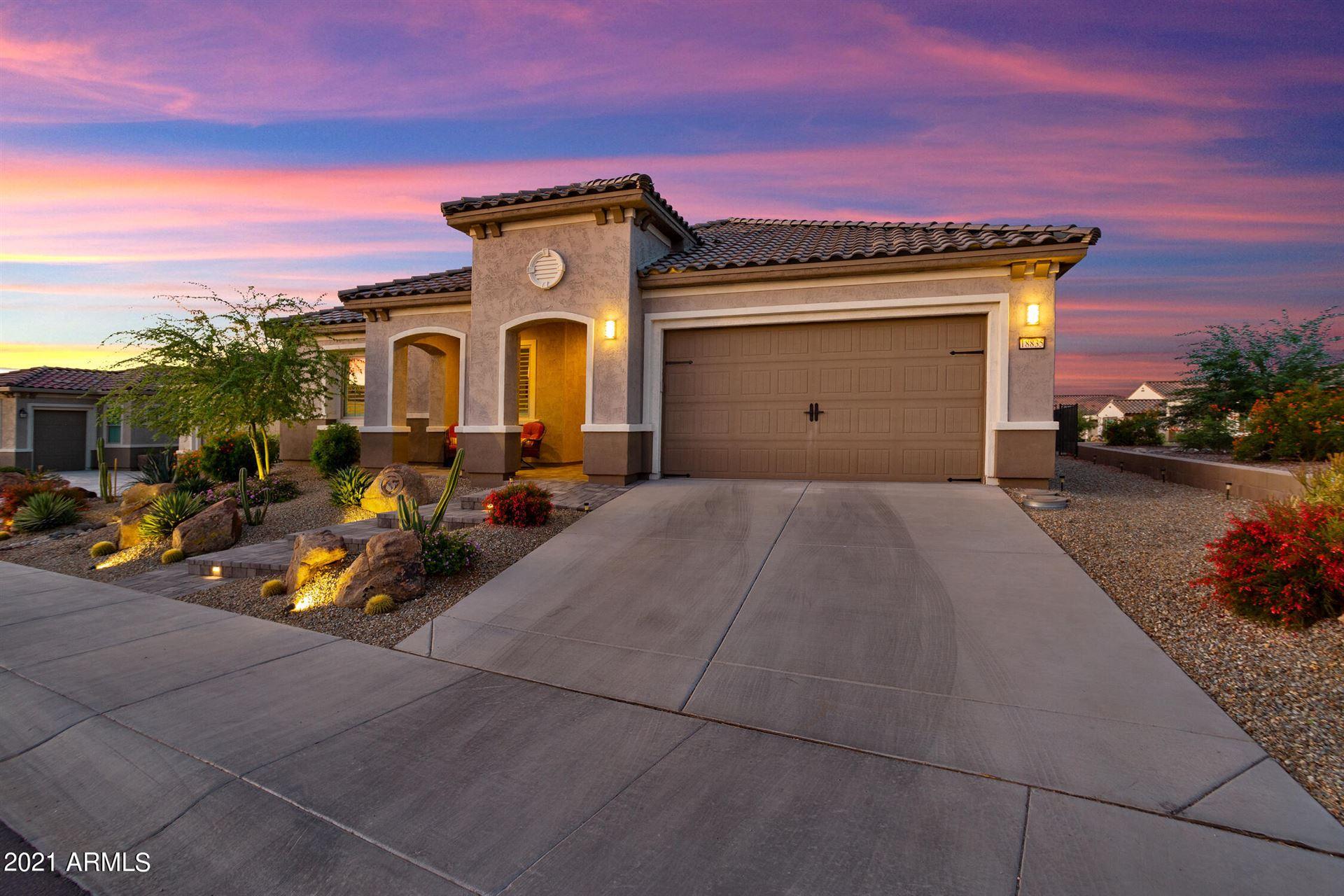 Photo of 18835 N 261ST Lane, Buckeye, AZ 85396 (MLS # 6249684)