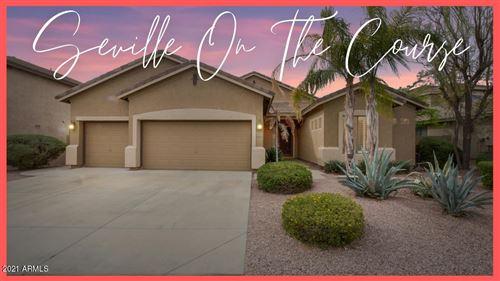 Photo of 3851 E MEADOWVIEW Drive, Gilbert, AZ 85298 (MLS # 6214685)