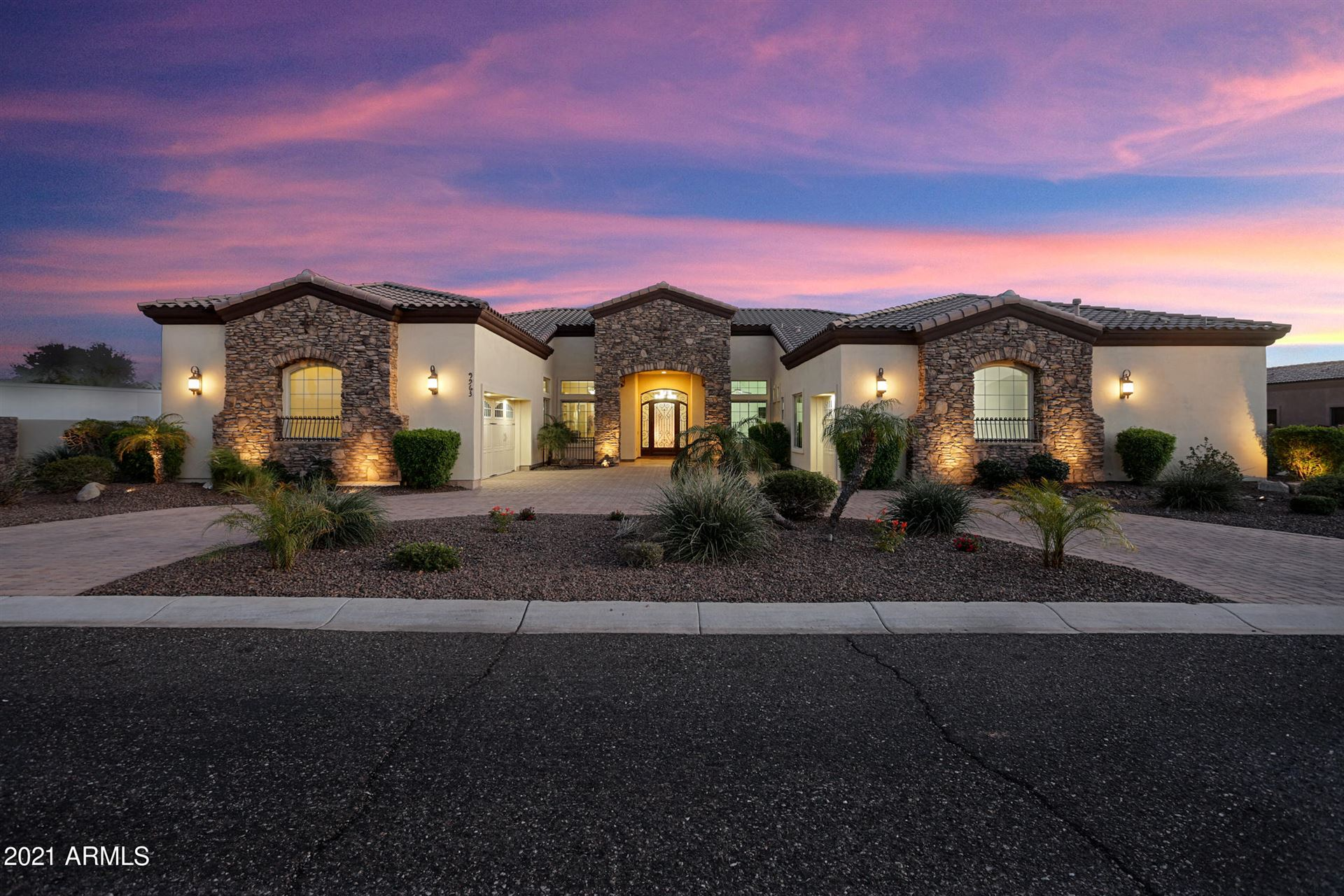 Photo of 9963 W VILLA LINDO Drive, Peoria, AZ 85383 (MLS # 6188685)