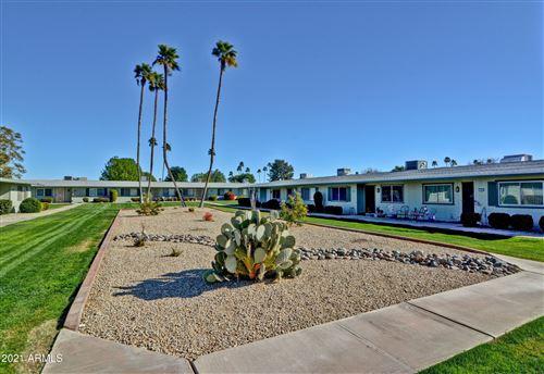 Photo of 10848 W SANTA FE Drive, Sun City, AZ 85351 (MLS # 6196686)