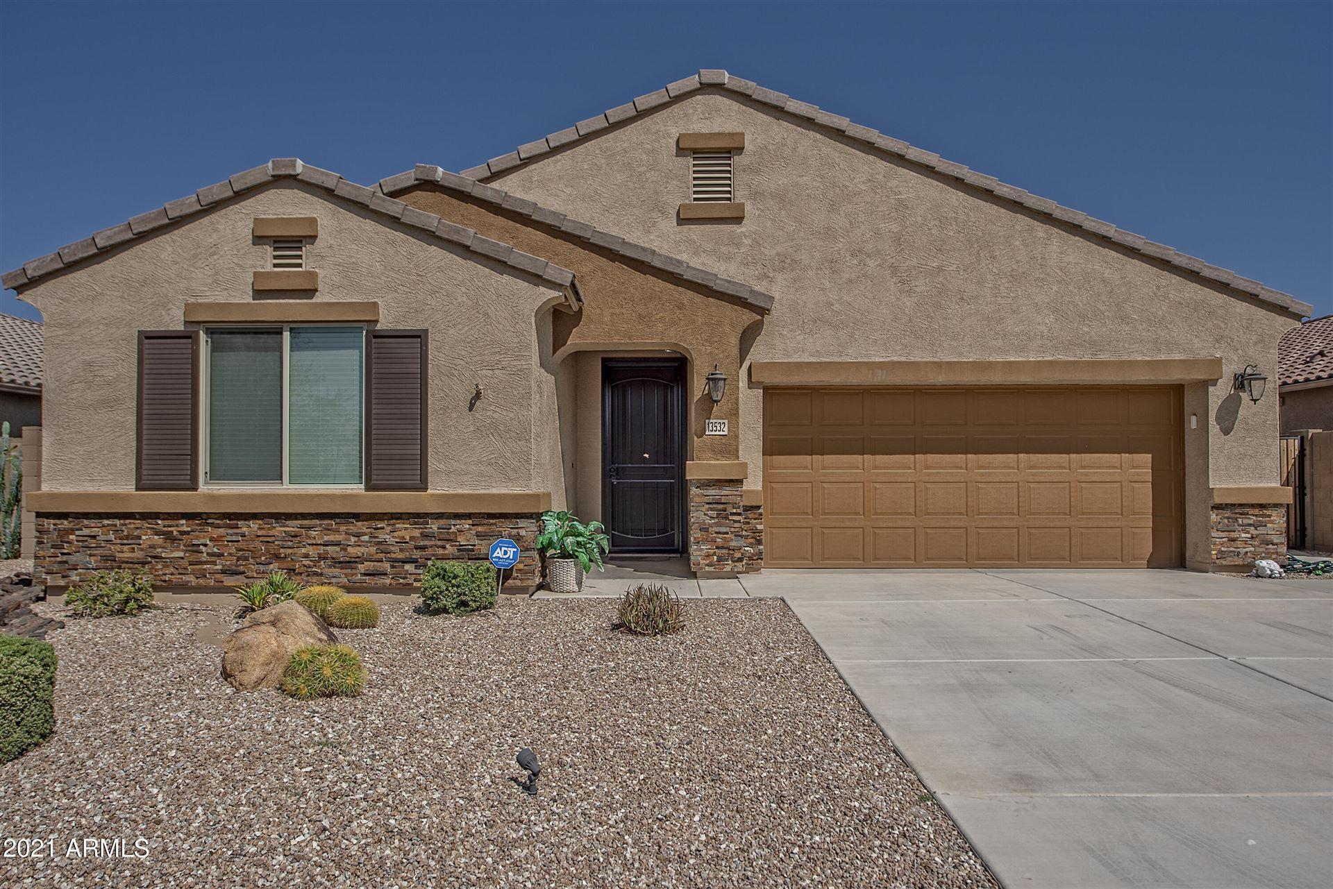 Photo of 13532 W DESERT MOON Way, Peoria, AZ 85383 (MLS # 6296686)