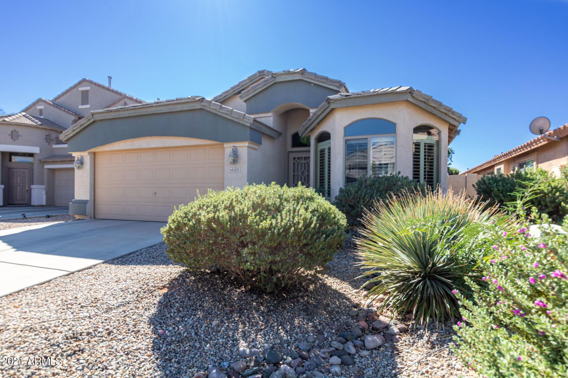 Photo of 41325 W WALKER Way, Maricopa, AZ 85138 (MLS # 6306686)