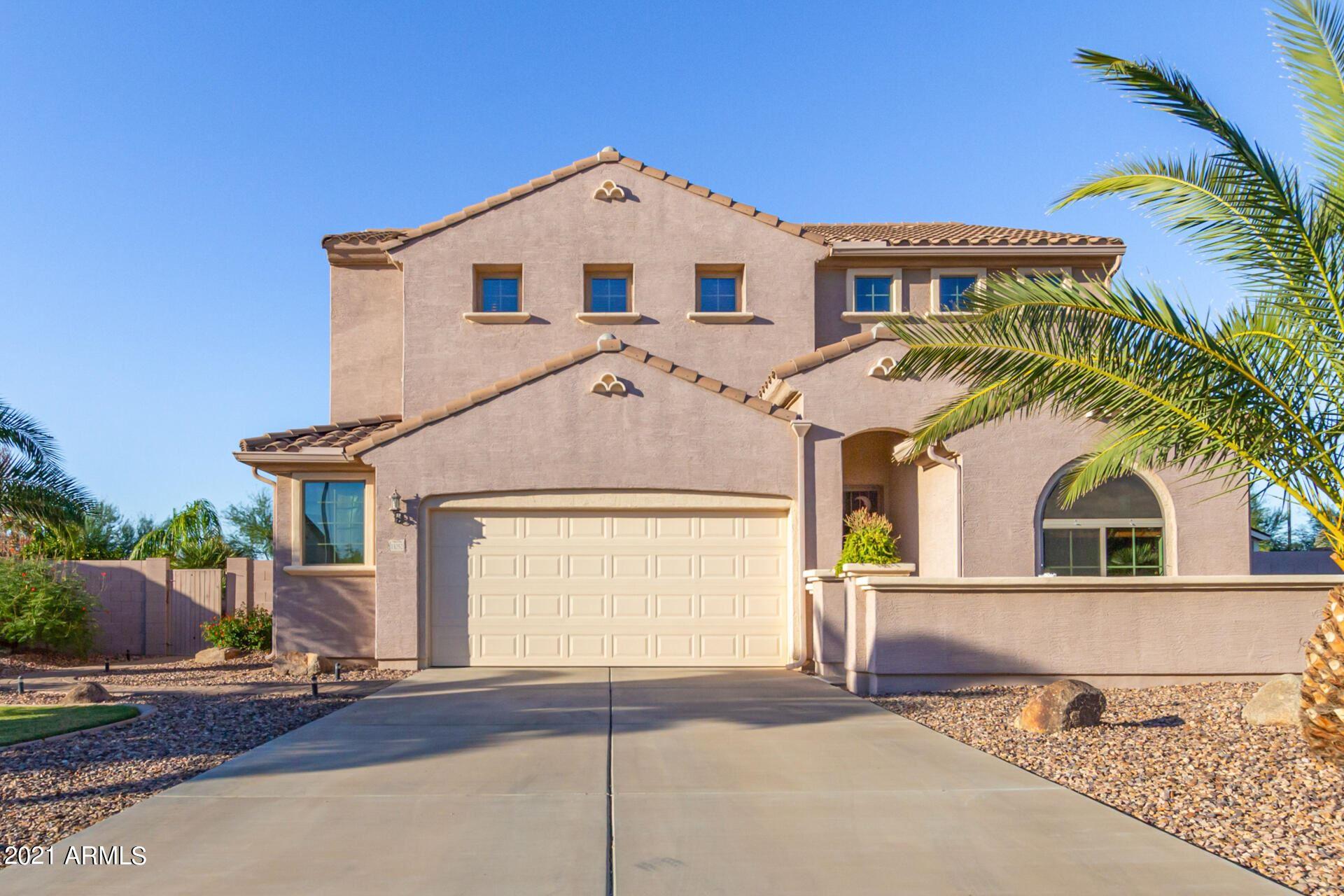 Photo of 11052 E QUARRY Avenue, Mesa, AZ 85212 (MLS # 6307686)