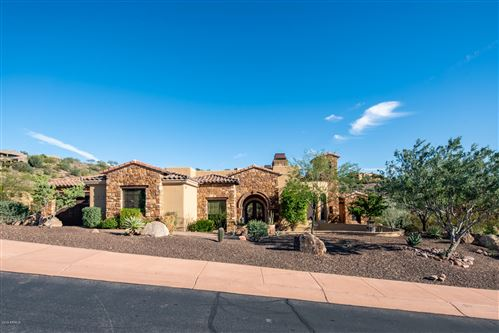 Photo of 9725 N FIRERIDGE Trail, Fountain Hills, AZ 85268 (MLS # 6010687)