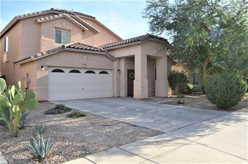 Photo of 3173 W FIVE MILE PEAK Drive, Queen Creek, AZ 85142 (MLS # 6271687)