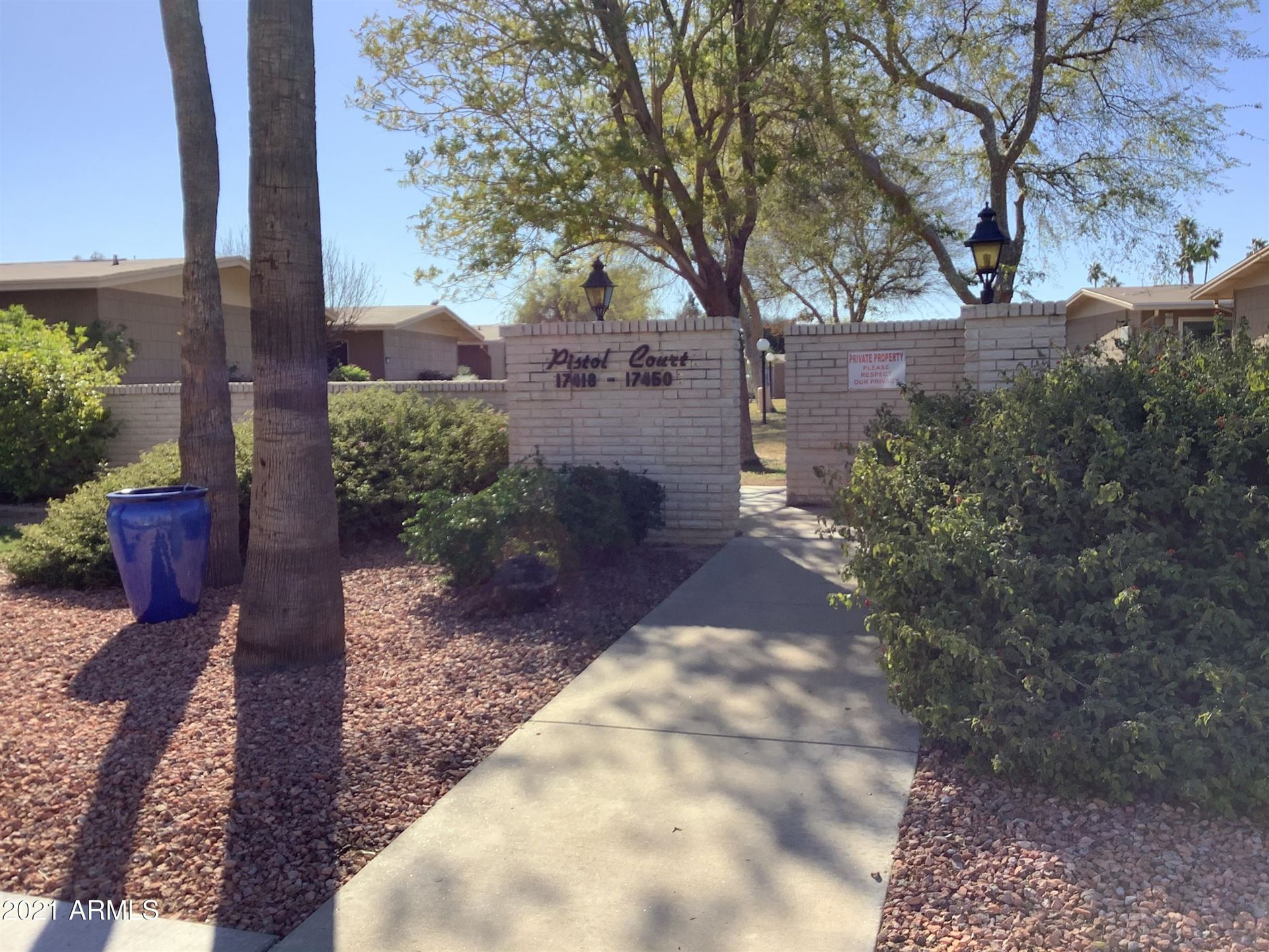 Photo of 17422 N 99TH Drive, Sun City, AZ 85373 (MLS # 6199687)