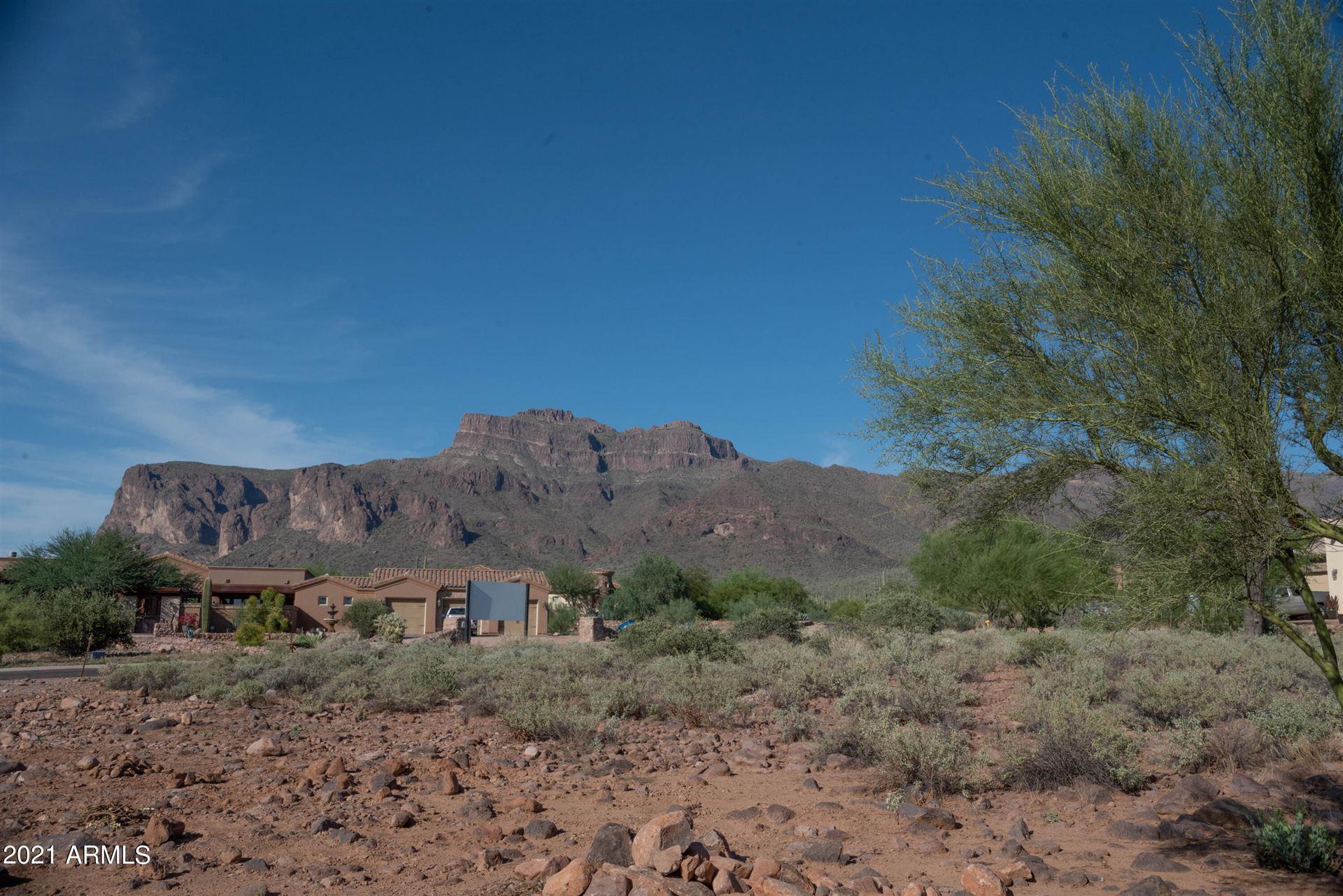 Photo of 7007 E GRAND VIEW Lane, Apache Junction, AZ 85119 (MLS # 6296687)