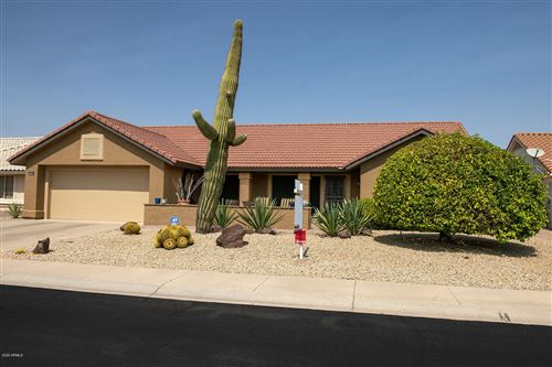 Photo of 14712 W SENTINEL Drive, Sun City West, AZ 85375 (MLS # 6132688)