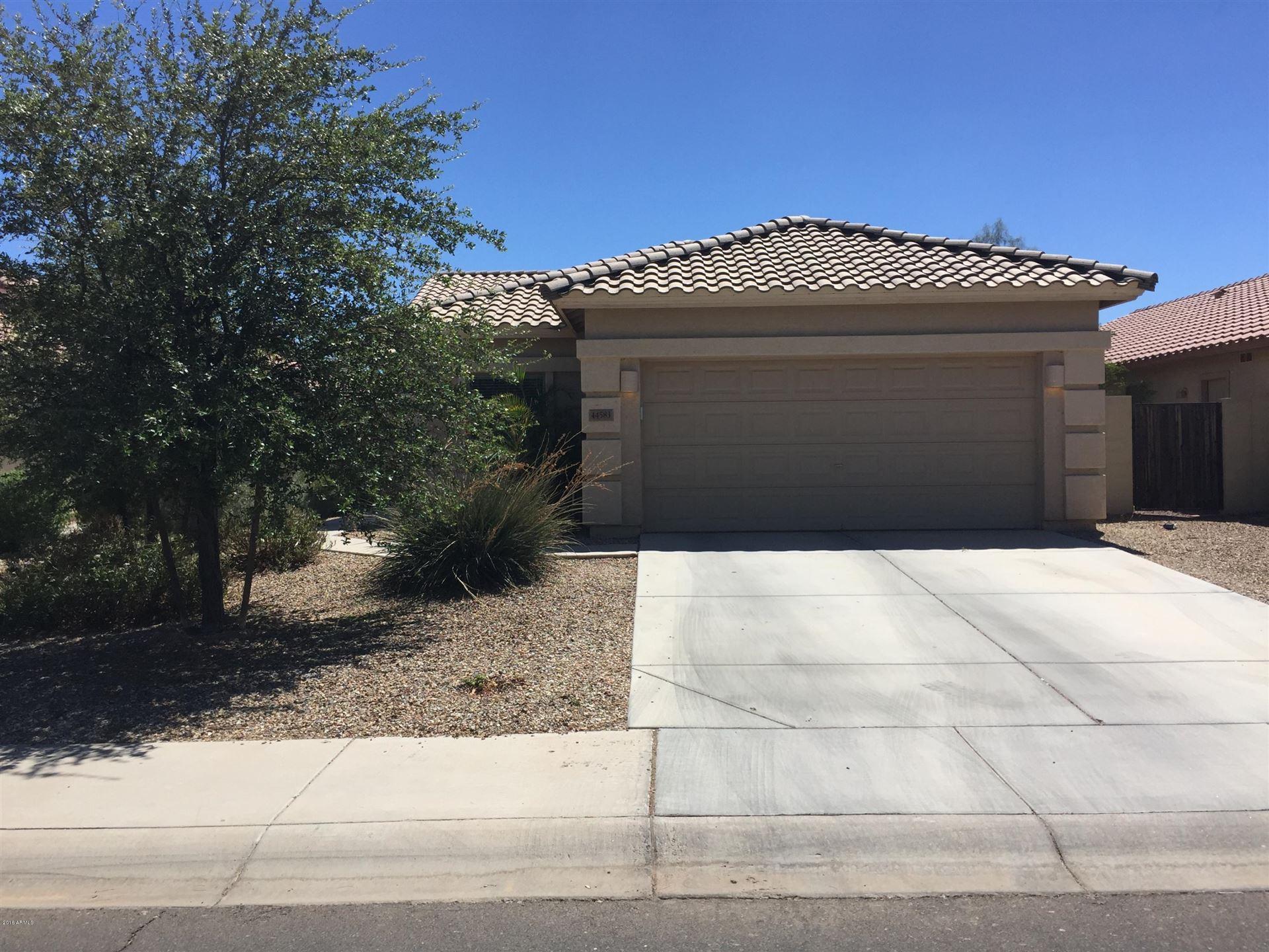 Photo for 44583 W WINDROSE Drive, Maricopa, AZ 85138 (MLS # 6259688)