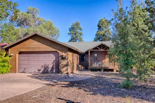 Photo of 2960 W Lodgepole Lane, Show Low, AZ 85901 (MLS # 6038689)