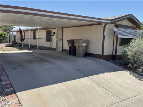 Photo of 8601 N 103RD Avenue #22, Peoria, AZ 85345 (MLS # 6220689)